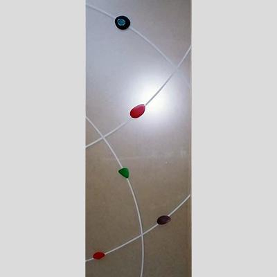 Vetro decorato 011