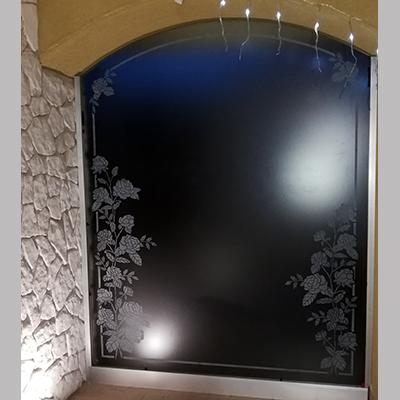 Vetro decorato 001